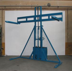 Gerbeur pour charges grandes dimensions
