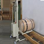 Gerbeur pour manutention de barriques