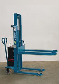Gerbeur semi electrique 1200kg